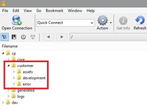 cp_folder_structure_customer