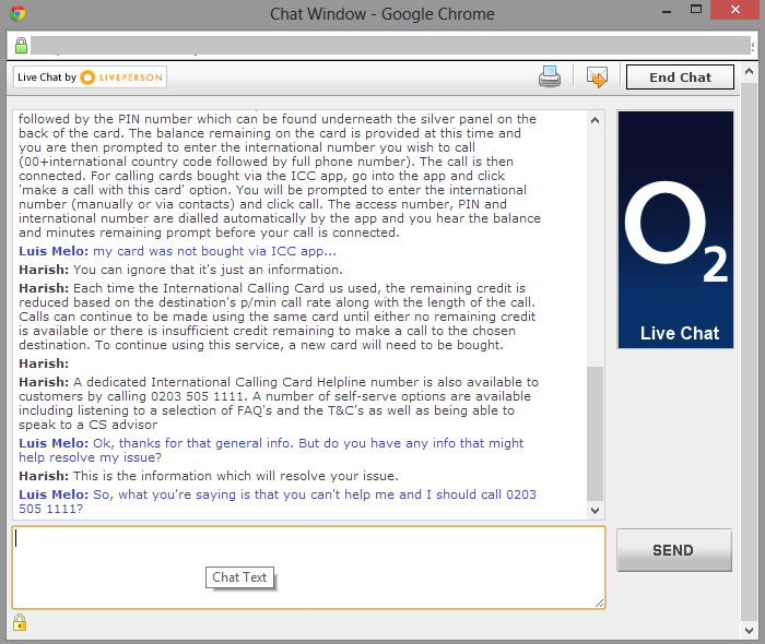 o2 another bad customer experience doctor cx