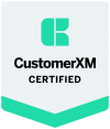 Qualtrics CX Certified Badge
